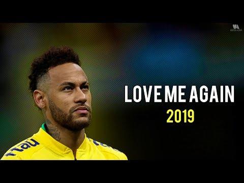 Neymar Jr ► Love Me Again - John Newman ● Magic Dribbling Skills 2019   HD
