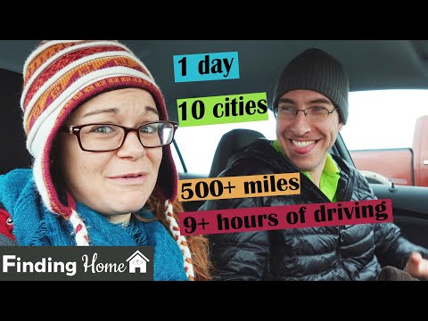 Can We Find The BEST City To Live In Indiana?  Finding Home Episode #2