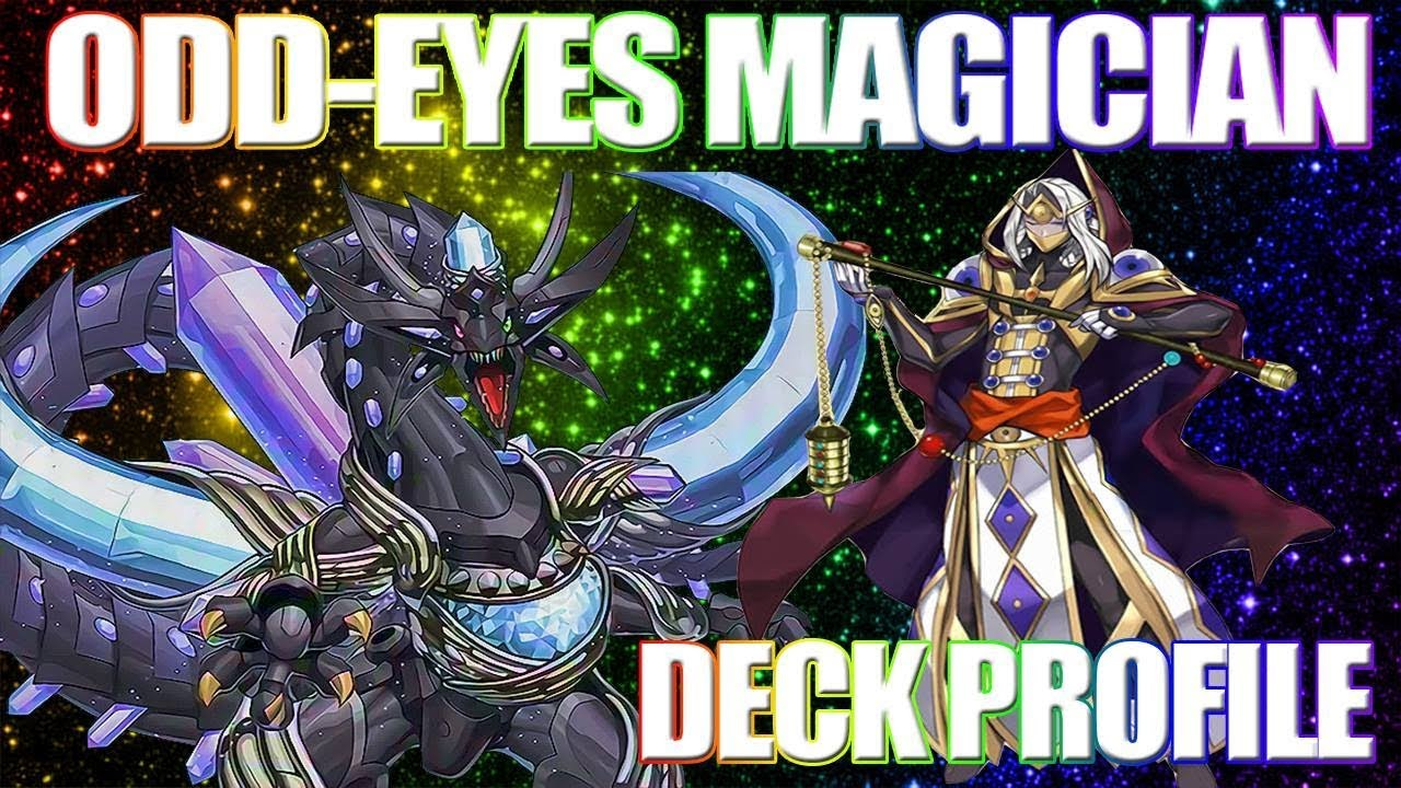 CRAZY ODD EYES MAGICIAN DECK PROFILE. 60 CARD YUGIOH SAVAGERY LOL