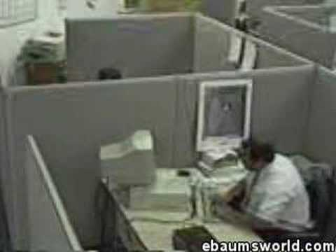 Steve Powers - Burned out at work?  You are not alone...just don't lose it like this guy