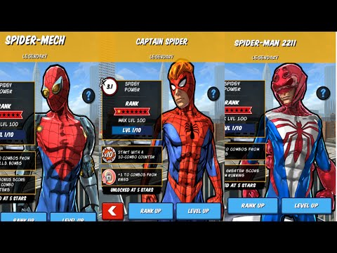 Spider-Man Unlimited iOS / Android Next Dimensional Spidey Gameplay Livestream from YouTube · High Definition · Duration:  29 minutes 35 seconds  · 155000+ views · uploaded on 23/04/2015 · uploaded by TouchGameplay