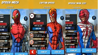 Spider-Man Unlimited iOS / Android Next Dimensional Spidey Gameplay Livestream