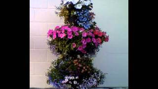 Easyfill Pro 3 Tier Plant Stand Time Lapse Video