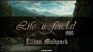 Life is Feudal MMO | Ellian Mod Pack | en Español