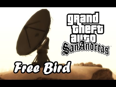 Free Bird (GTA San Andreas music video)