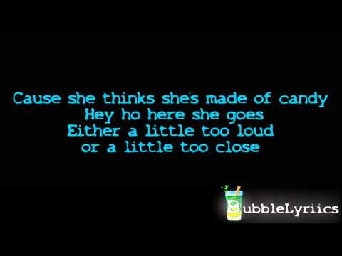 Robbie Williams - Candy [Official Lyrics Video | HD/HQ]