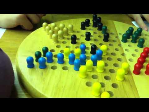 Китайские шашки.