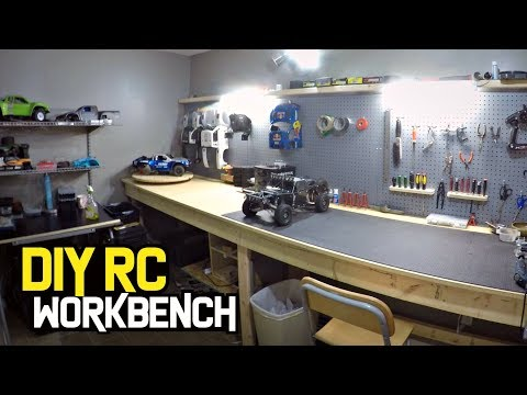 Ultimate DIY RC Workbench!
