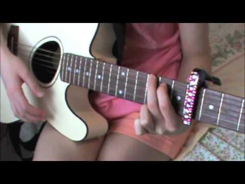 Easy Guitar  Tutorial For CLARITY By Zedd!!!!