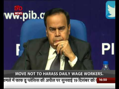 NITI Aayog holds a workshop for Prasar Bharti employees at New Media Centre in Delhi