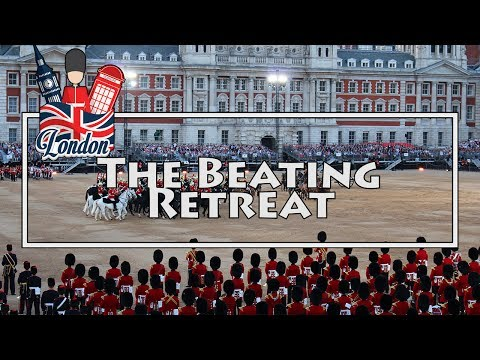 The Household Division - Beating Retreat 2017 - 14 Juin !