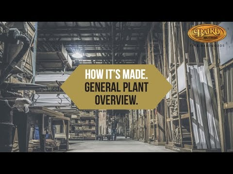 [OLD]  How It's Made | General Plant Overview - 2010