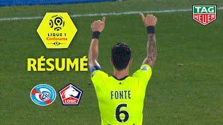 RC Strasbourg Alsace - LOSC ( 1-1 ) - Résumé - (RCSA - LOSC) / 2018-19