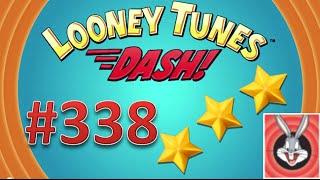 Looney Tunes Dash! level 338 - 3 stars - looney card
