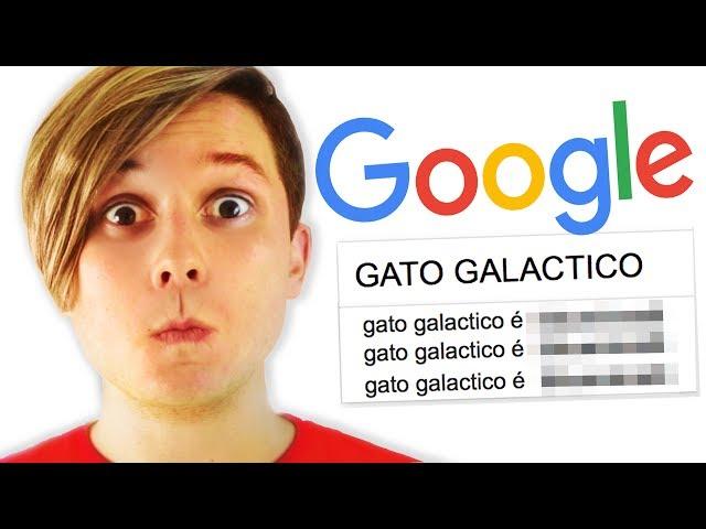 """NÃO PROCURE """"GATO GALACTICO"""" NO GOOGLE !"""