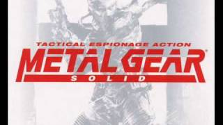 Repeat youtube video Metal Gear Solid- Duel (Boss Battle Theme)