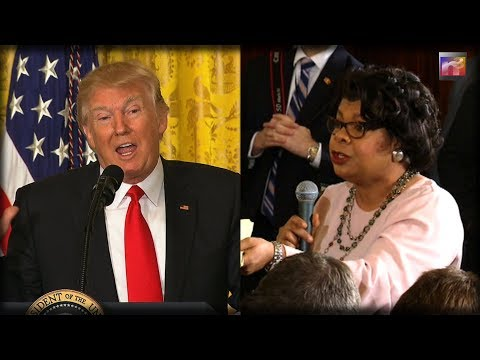 April Ryan Tries to Smear Trump But Ends Up Getting BLASTED for Spreading FAKE NEWS Instead