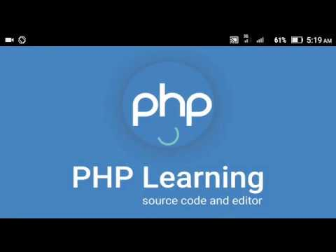 How To Run Php Program