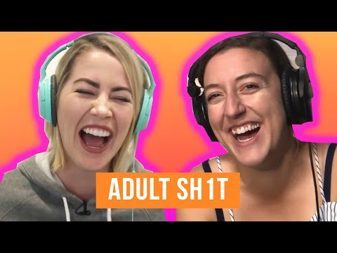 LIVING WITH CHRONIC PAIN // ADULT SH1T – Episode 8