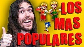 SUPER MARIO MAKER 2 | LOS MAS POPULARES DE LA SEMANA
