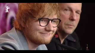 Songwriter documentary press conference w/ Ed Sheeran