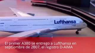 Video Herpa  515986 Airbus A380-800 Lufthansa download MP3, 3GP, MP4, WEBM, AVI, FLV Juni 2018