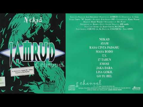 Jamrud - Nekad (1996) [HQ Audio]