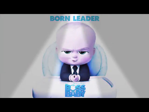 Hissi Hale what the world Needs now -The Boss Baby