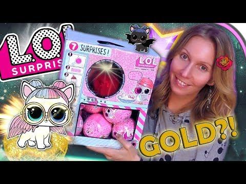LOL SURPRISE PETS 🐿 GOLDKUGEL?! 🐭 Display EYE SPY 👀 L.O.L. FIGUREN auspacken 💖 Teil 2 deutsch