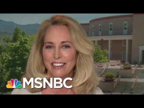 Valerie Plame On Ukraine Call: Trump's Been 'Caught This Time' | Hardball | MSNBC