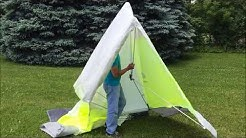 How To Set Up A POP'N'WORK Tent