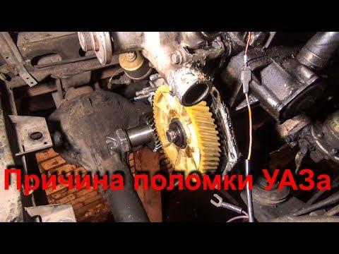 Почему заглох УАЗ?  Ремонт и пробный пуск двигателя