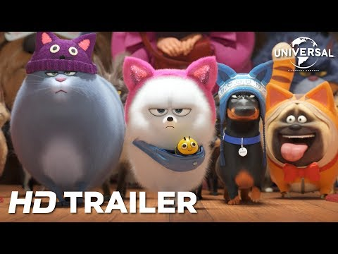 The Secret Life of Pets 2: Main Trailer (Universal Pictures) HD