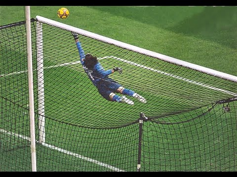 GUILLERMO OCHOA ● THE BEST ● FANTASTIC SAVE