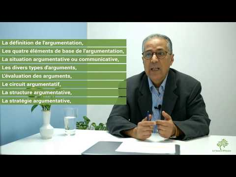 01- La Rhétorique, L'argumentation Et La Communication
