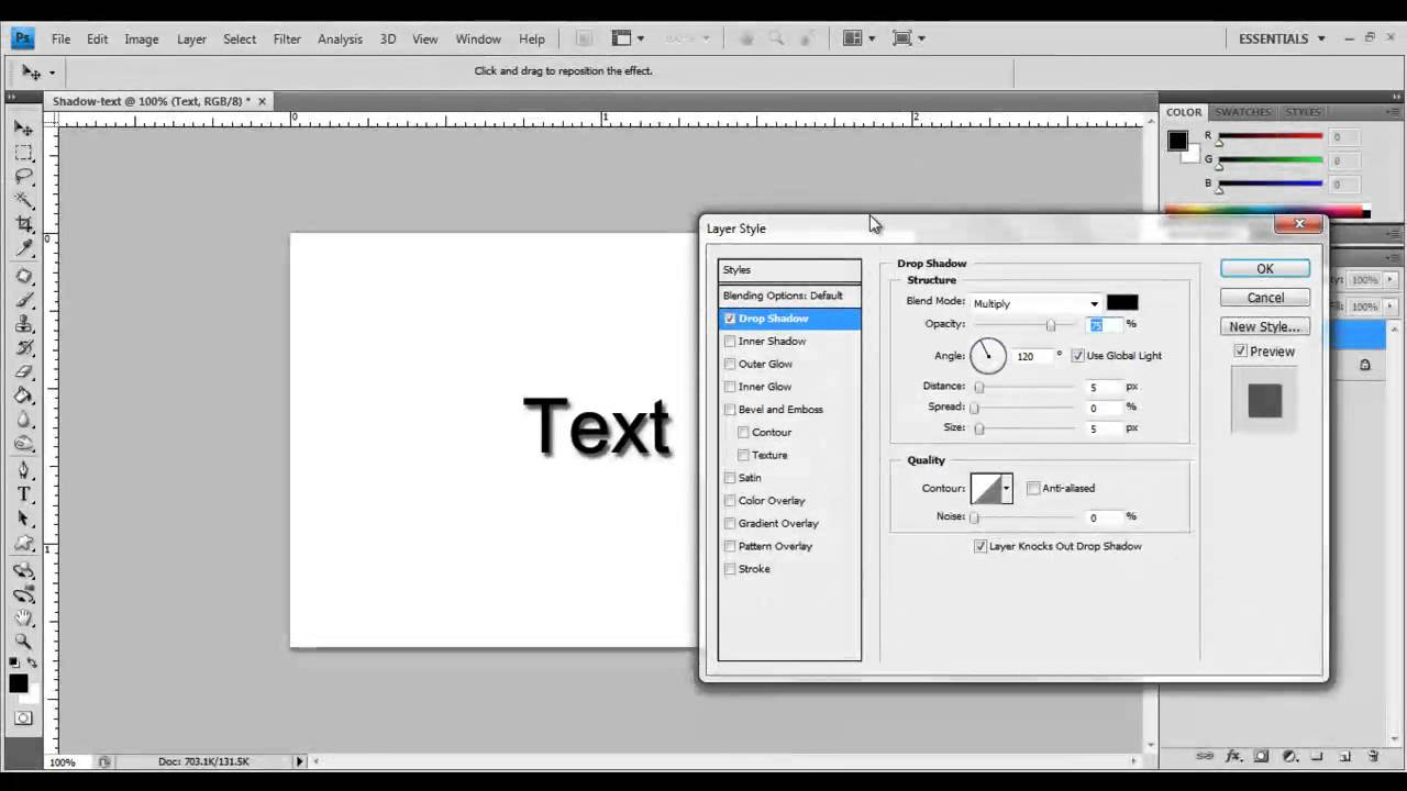 4 Easy Ways to Add Transparency in Photoshop