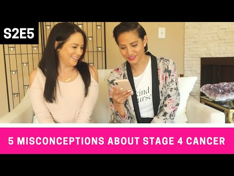 5 Misconceptions About Stage 4 Cancer with Stephanie Seban