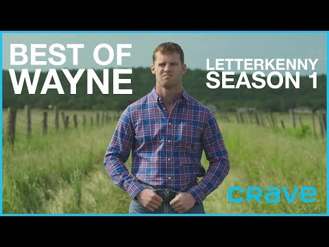 Letterkenny - Best of Wayne (Season One)
