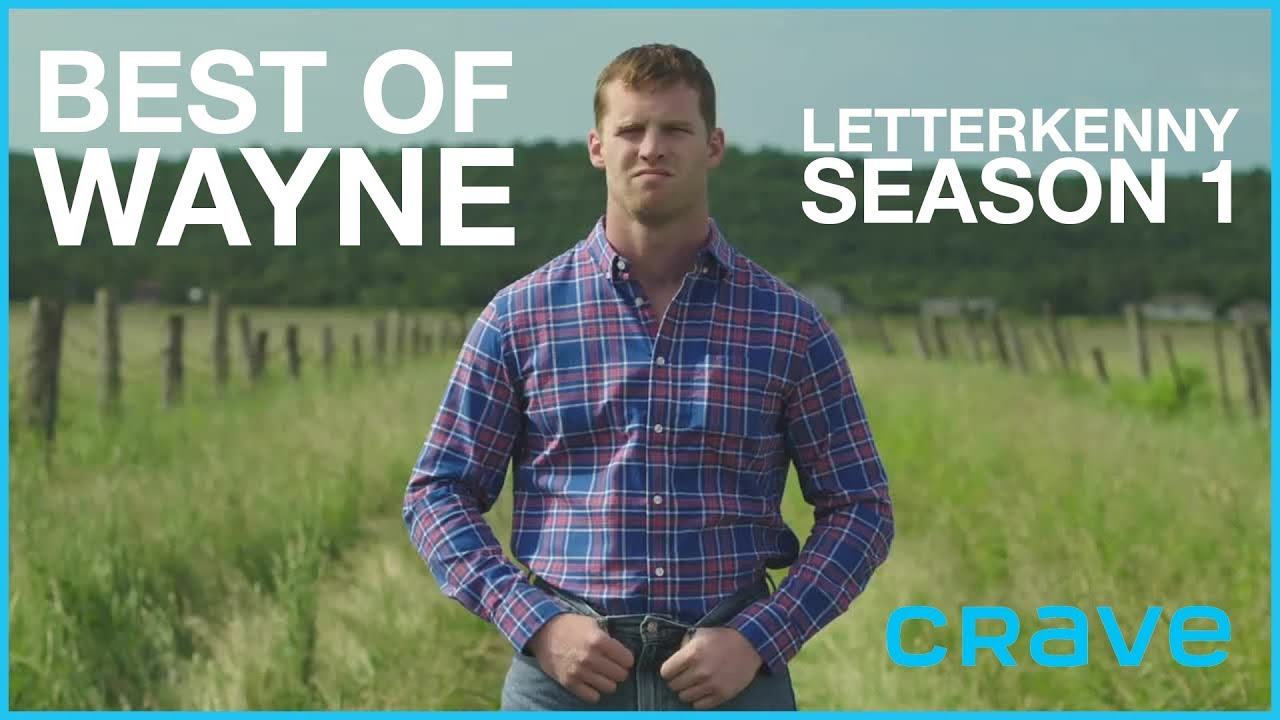 Download Letterkenny - Best of Wayne (Season One)