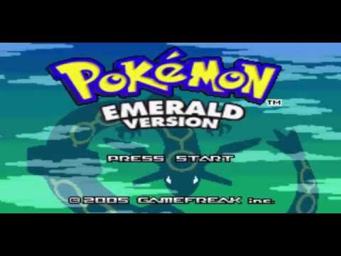 Pokémon Emerald 99% Save File With DOWNLOAD LINK!