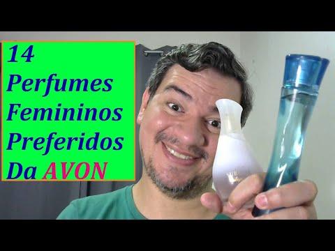 14 PERFUMES FEMININOS
