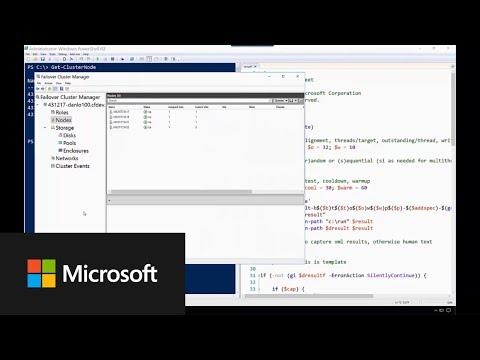 Storage Spaces Direct in Windows Server 2016