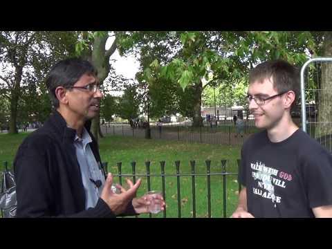 Sharing the word of God |Shabir Yusuf | Hyde Park| Part 1