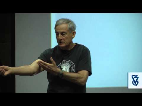Prof. Peter Goldreich at Technion - Physics in Every Day Life