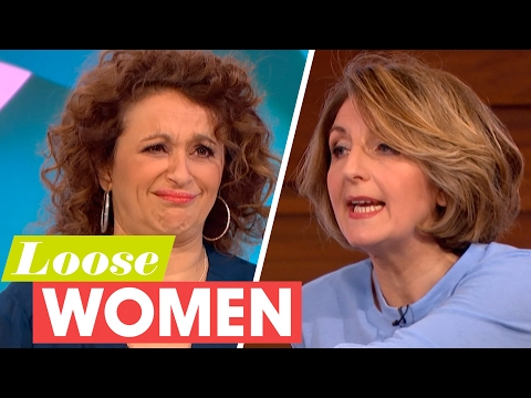 Nadia and Kaye Passionately Disagree Over Shared Parental Leave | Loose Women