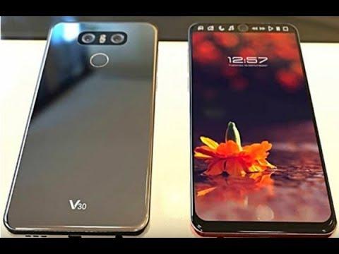 Hp Terbaru Agustus 2017 LG V30 Harga Dan Spesifikasi