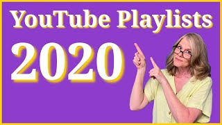 How to Create a Playlist on YouTube - 2020