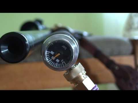 高雄麥克模型 HUBEN 原廠打氣筒 CPC 空氣槍 快速組裝 超輕易攜帶 可高壓打至350BAR