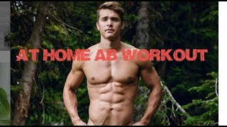 AB WORKOUT AT HOME/ NO WEIGHT