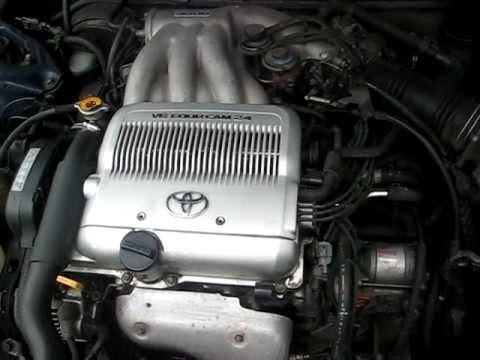 Toyota Camry 3VZ-FE start-up